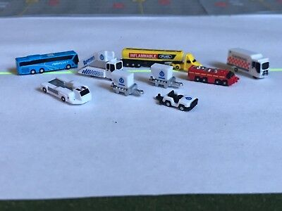1/500 / 1/400 Airport Service Support Vehicles GSE