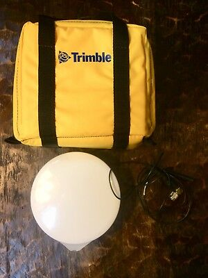 Trimble Hurricane Antenna Kit with Padded Case and Cable