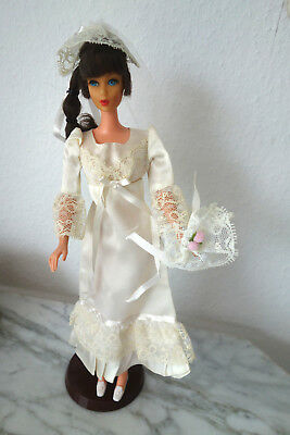 Vintage Barbie Outfit # 3361 Sweetheart Satin ( 1972) komplett und rare