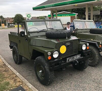 Land Rover Lightweight 1972 12v