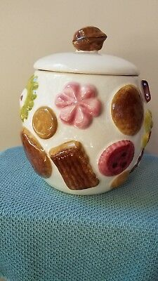 Cookie Jar, 1950's , Vintage
