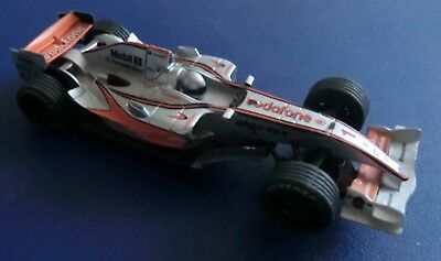 """SCX / Scalextric Compact F1 McLarenMercedes MP4/21 2007 Nr.1  """"Fernando Alonso"""""""