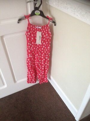 Girls marks and spencer new age 2-3  Jump Suit.