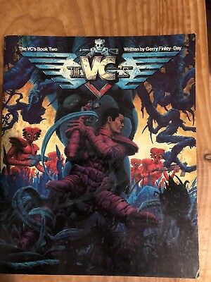 The VCs Book 2.  2000ad Comic