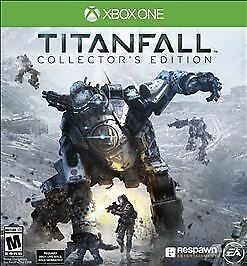 Titanfall -- Collector's Edition (Microsoft Xbox One, 2014)
