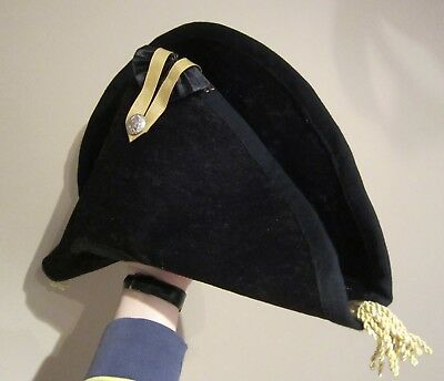 Napoleonic Officer´s Bicorne 1800 to 1815 Reenactment