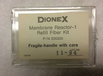 Thermo Dionex Membrane Reactor Replacement Fibers 035355
