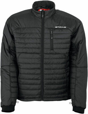 Arctiva Snow Snowmobile Mech 3M Insulated Mid-Layer Jacket (Black) Large