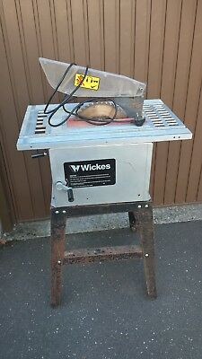 wickes table saw
