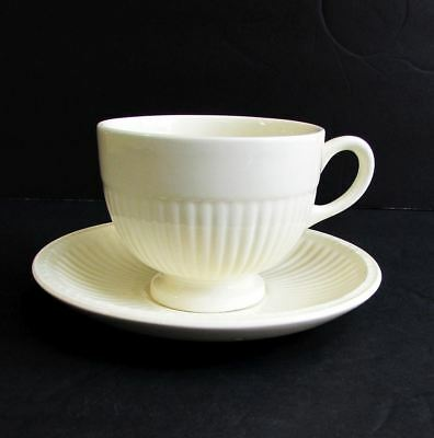 Wedgwood Queen's Ware Edme Cup & Saucer (s) Multiple New Never Used