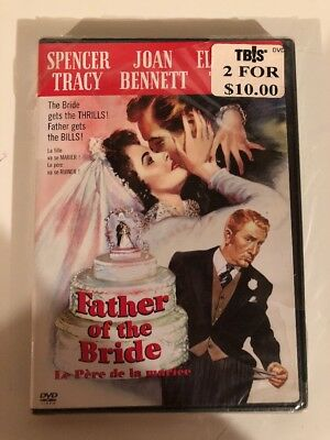 Father Of The Bride (DVD) NEW! Free Shipping in Canada!