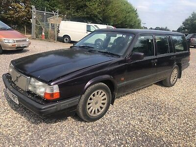1997 Volvo 940 SE 2.3 Turbo Estate, Spares or Repairs Easy Project NO RESERVE