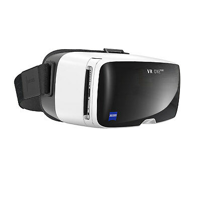 """Zeiss """"VR ONE"""" Plus Virtual Reality Headset Brille 3D Smartphone"""
