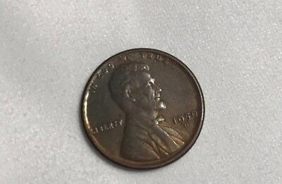 1959 D Fantasy Lincoln Wheat Back Penny