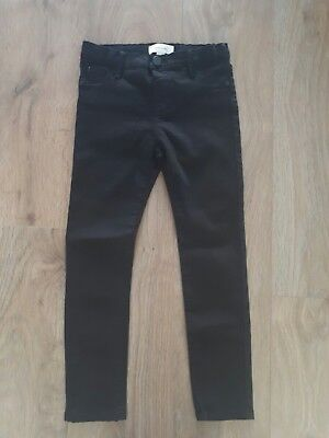 Girls River Island Skinny fit Molly Jeans - Age 8 Years.