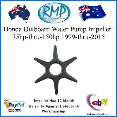 A Nice New Water Pump Impeller Honda Outboard BF75-thru-BF150 # R 19210-ZW1-B02