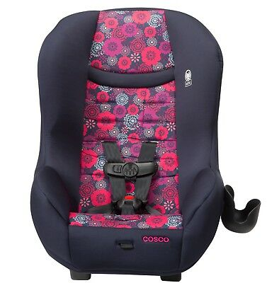 Cosco Scenera NEXT Convertible Car Seat, Orchard Blossom Navy