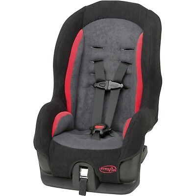Evenflo Tribute Sport Convertible Car Seat, Gunther