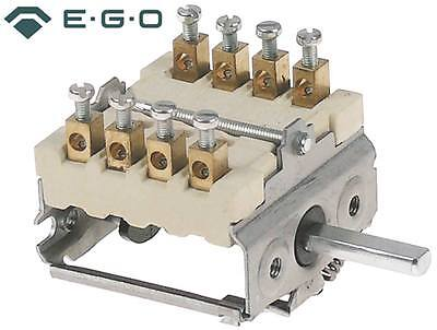 Ego 49.44015.712 Cam Switches for Modular 60/60CPE, 70/70CPE, 70/40x23mm 4no