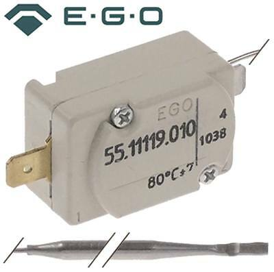 Ego 55.11119.010 Safety Thermostat for Elektro-Herd Lincat ECO76 1-polig