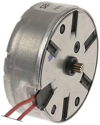 Saia Motor for Timer 230V Direction of Rotation Clockwise Ø 48mm 48mm Pinion 4mm