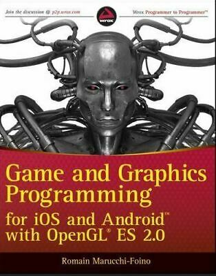 Learning Game and Graphics Programming for iOS and Android with OpenGL ES2.0 PDF