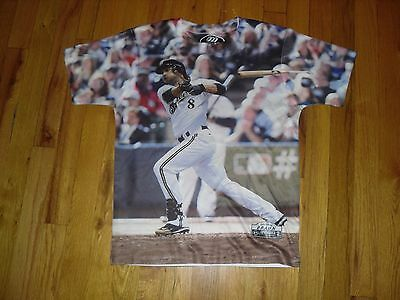 Youth Boy's Three60 Gear S/S Ryan Braun Milwaukee Brewers Shirt Size Medium