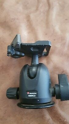 Manfrotto 496RC2 Ball Head with Quick Release Plate - no box