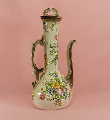 Cafetiere A Grand Col En Faience