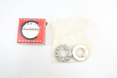 Consolidated W-3/4 Thrust Ball Bearing 3/4in 1-1/2in 5/8in