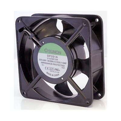 1-4x Sunon AC12038240 240v Ac 120mm Fan Sunon Ball Bearing Motor Fan