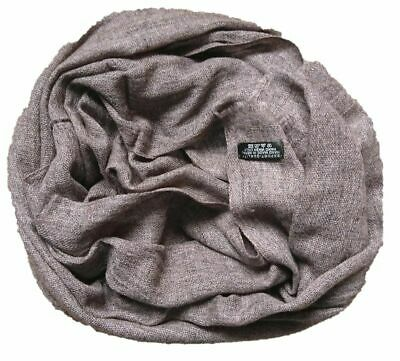 OFFER Excellent 100% Cashmere Shawl Scarf Pashmina Wrap Nepal Christmas