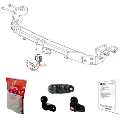 Witter Towbar For Dacia Duster Suv 2014 2017