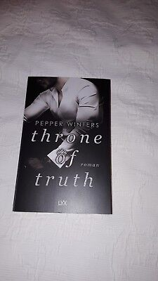 Pepper Winters - throne of truth