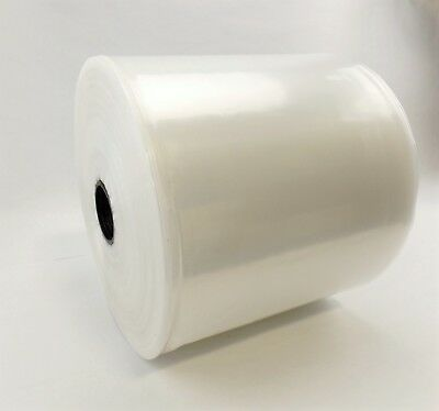 """Poly Tubing Clear Bags Roll 4 Mil 6"""" 8"""" 10"""" 12"""" 14"""" 16"""" 18"""" 20"""" 22"""" 24"""""""
