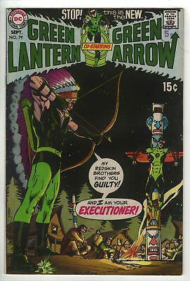 Green Lantern  - No 79 - 1970 - NEAL ADAMS ART - SCARCE UK!!!
