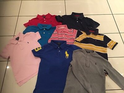 Boys Clothes 5-6 years bundle Ralph Lauren And Tommy Hilfiger! Good Condition