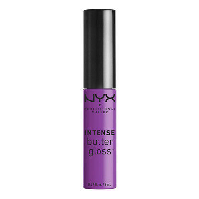 NYX - Intense Butter Gloss, Berry Strudel - 0.27 fl. oz. (8 ml)