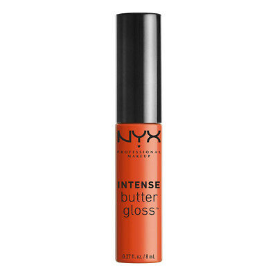 NYX - Intense Butter Gloss, Orangesicle - 0.27 fl. oz. (8 ml)