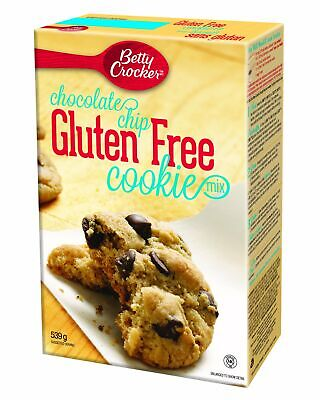 Betty Crocker Gluten Free Cookie Mix Chocolate Chip 539g  {Imported from Canada}