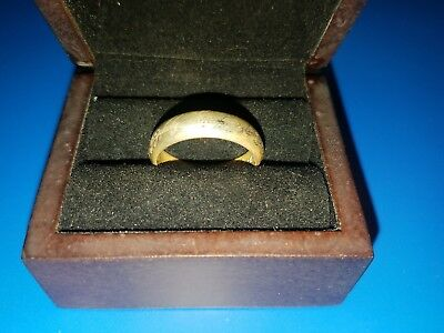 Lord of the Rings - The One Ring 925 sterling replica Noble Collection Size 9