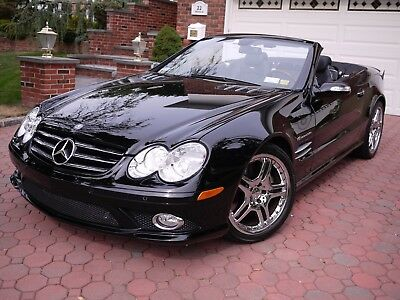 2008 Mercedes-Benz SL-Class SL 55 AMG 2008 Mercedes-Benz SL55 AMG in Flawless condition w/ only 14,243 miles