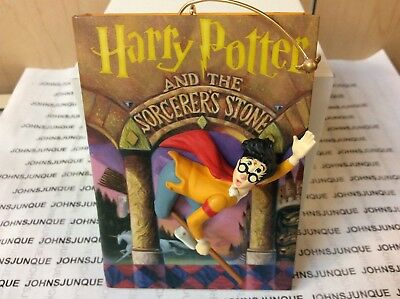 HARRY POTTER AND THE SORCERER'S STONE HALLMARK ORNAMENT 2018 20th ANNIVERSARY