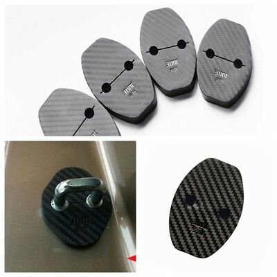 Plastic Interior Car Door Lock Protective Cover Fit for Volkswagen VW Atlas 2017