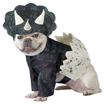 Dino Egg Pup Triceratops Dog Pet Costume
