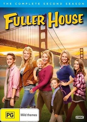 Fuller House - Season 2, DVD