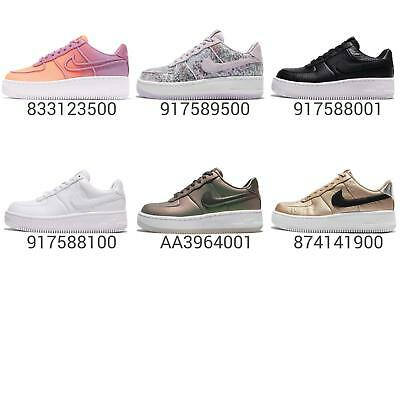 cd19e088ed90 Nike Wmns AF1 Upstep 35   QS Air Force 1 One Low Women Shoes Sneakers Pick