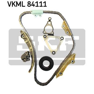 SKF 132 Link Duplex Timing Chain Kit without camshaft gear VKML 84111