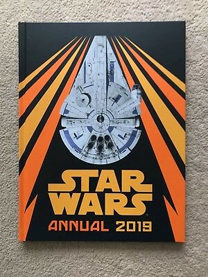 Star Wars Annual 2019 by Lucasfilm 9781405291132