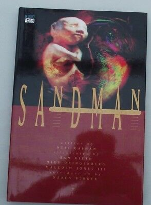 SANDMAN PRELUDES AND NOCTURNES HARDCOVER GRAPHIC NOVEL ...NM-  .1995 ...Bargain!